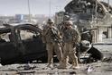 Americká armáda v Afghánistánu.