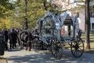 Na pražských Vinohradech se 12. října uskutečnil pohřeb Jana Kočky ml.