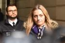 Petra Kvitová u soudu.