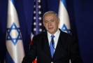Prezident Izraele Benjamin Netanjahu.