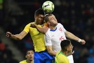 Brazilci s Českem odvrátili blamáž. Pomohla jim i hrubka