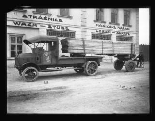 Historická fotografie - Tatra TL 4.