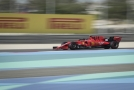 Charles Leclerc z Ferrari.