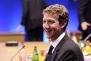 Zakladatel a šéf společnosti Facebook Mark Zuckerberg.