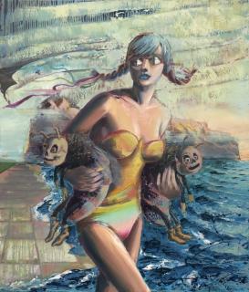 Lyube Petrov: Umění je zrcadlem světa, kterým vždy bylo a bude