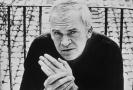Spisovatel Milan Kundera.