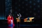 Snímek z připravované opery Iris.