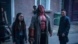 Postavy v novém Hellboyovi příliš nezaujmou.