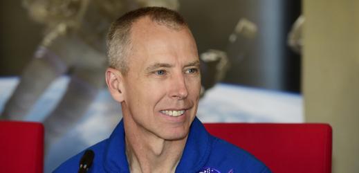 Kosmonaut Andrew Feustel.