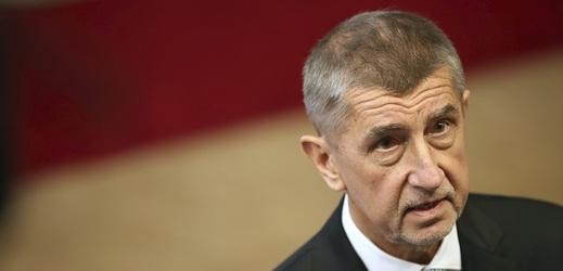 Andrej Babiš odmítl plán ČSSD, podle kterého by banky odváděly vyšší daň.