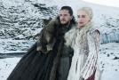 Hlavní postavy ze seriálu Hra o trůny - Jon Snow a Daenerys Targaryen.