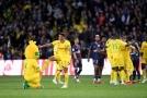 PSG  prohrál v Nantes po divoké přestřelce.