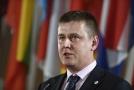 Tomáš Petříček (ČSSD) hovořil také o prioritách předsednictví Česka ve V4.