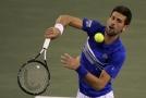 Novak Djoković neměl ve čtvrtfinále těžkou práci.