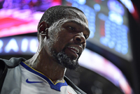 Basketbalista Kevin Durant.