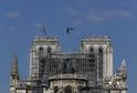 Katedrála Notre-Dame v Paříži.