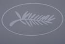 Logo festivalu v Cannes.
