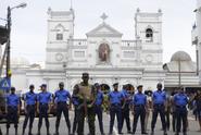 Útok na kostely i hotely. Teror na Srí Lance nepřežilo 136 lidí