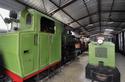 Parní lokomotiva BS-80.