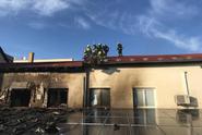 Hasiči vyloučili, že by obchodní centrum někdo úmyslně zapálil