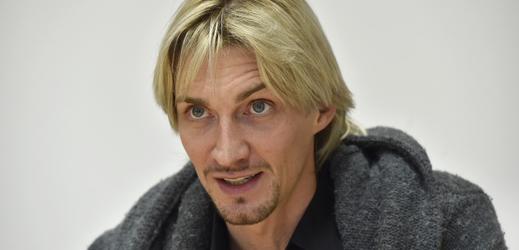 Šéf olomouckého baletu Michal Štípa.