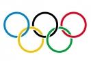 Logo olympijských her.