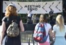 Festival Meeting Brno. Snímek z minulého ročníku.
