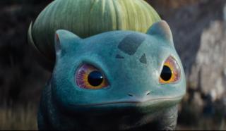 Bulbasaur - jeden z mnoha pokémonů, který se novém filmu objeví.