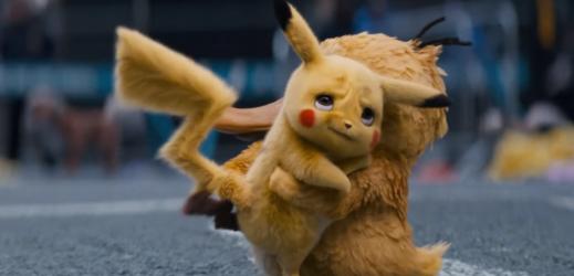 Detektiv Pikachu - snímek z nejnovějšího traileru.