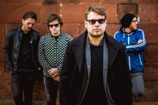 Členové kapely The Atavists.