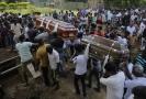 Z teroristických útoků na Srí Lance jsou podezřelí islamisté z Tauhíd Džamáate.