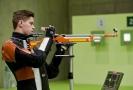 Devatenáctiletý Filip Nepejchal patří mezi velké talenty české sportovní střelby.