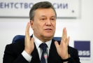 Bývalý ukrajinský prezident Viktor Janukovyč.