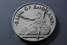 Znak Bank of England.