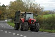 V Rakousku zemřel mladý Čech, převrátil se na něj traktor