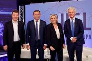 Le Penová vzkázala Čechům: Klobouk dolů, brzy jste pochopili, že je EU problém