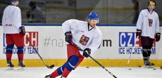 Hokejový obránce Ondřej Vitásek.