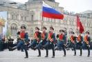 Rudým náměstím projde při oslavách celkem asi 13 tisíc vojáků.