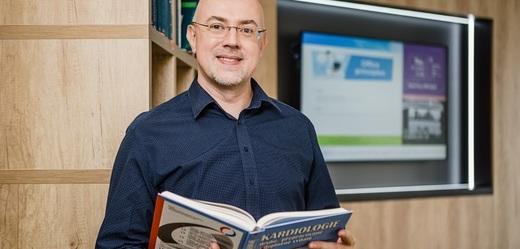 Vojtěch Kotrč, medicínský ředitel farmaceutické společnosti Pfizer.