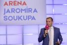 Aréna Jaromíra Soukupa o eurovolbách a české justici.