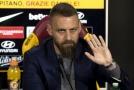 Fotbalista AS Řím Daniele De Rossi.