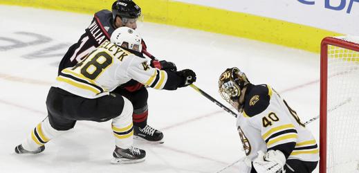 Boston dělí jedna výhra od postupu do finále NHL.