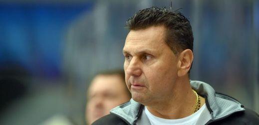 Hokejový trenér a bývalý reprezentant Vladimír Růžička.