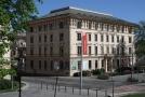 Pražákův palác v Brně, v němž sídlí Moravská galerie.