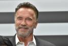 Herec Arnold Schwarzenegger.