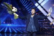 Eurovizi vyhrál Nizozemec, česká kapela Lake Malawi je jedenáctá