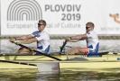 Nadějná veslařská dvojice tentokrát chce získat medaili ze světového šampionátu.