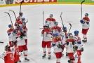 Výhra přiblíží český tým k setrvání v Bratislavě.