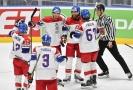 Českým hokejistům ani výhra nemusí stačit ke druhému místu.