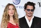 Johnny Depp a jeho bývalá manželka Amber Heardová.